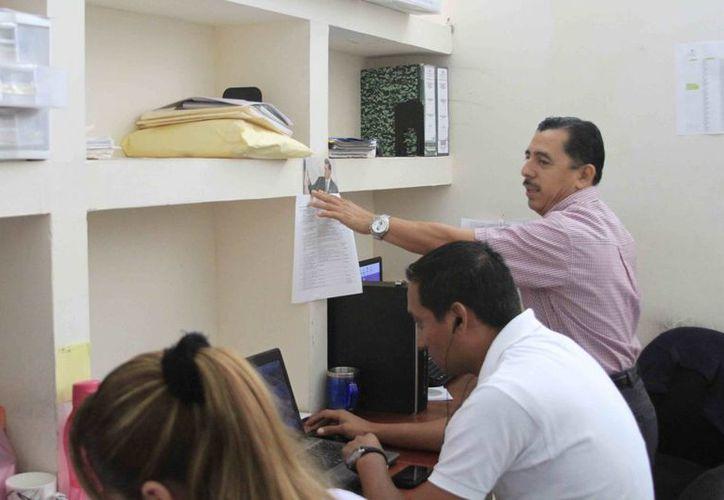 El 100% de los funcionarios cumplieron con su declaración de patrimonio anual en el Ayuntamiento de Othón P. Blanco. (Harold Alcocer/SIPSE)
