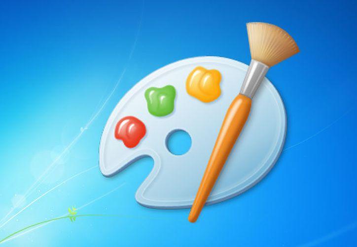 Paint  será trasladada a la tienda de aplicaciones Windows Store. (Foto: Clipset)