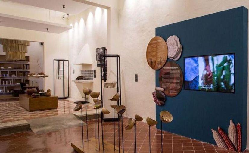 El Museo de la Gastronomía Yucateca es una creación de Diego Mantecón y Ricardo Linaje. (Fotos: Redes Sociales)