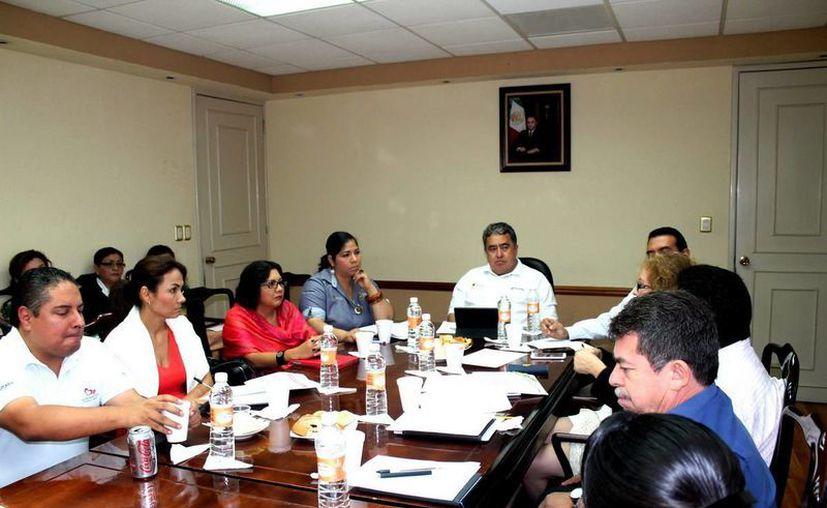 Presentarán propuestas para integrar la agenda de trabajo y establecer un programa. (Redacción/SIPSE)