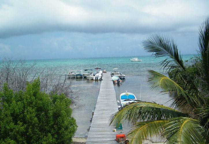 No se han presentado precipitaciones pluviales, se mantiene el cielo nublado. (Foto de Contexto/Internet)