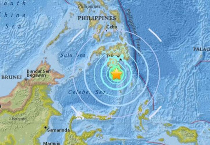 El Centro de Alertas de Tsunami del Pacífico, informó que este movimiento telúrico no generaría alarma. (Foto: Internet)