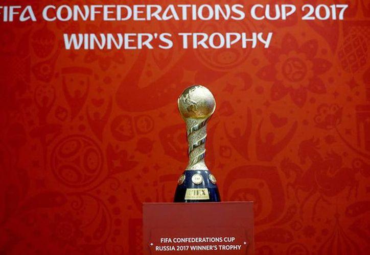 El torneo que reúne a todos los campeones de las confederaciones futbolísticas se llevará a cabo del 17 de junio al 2 de julio del próximo año. (FIFA.com)