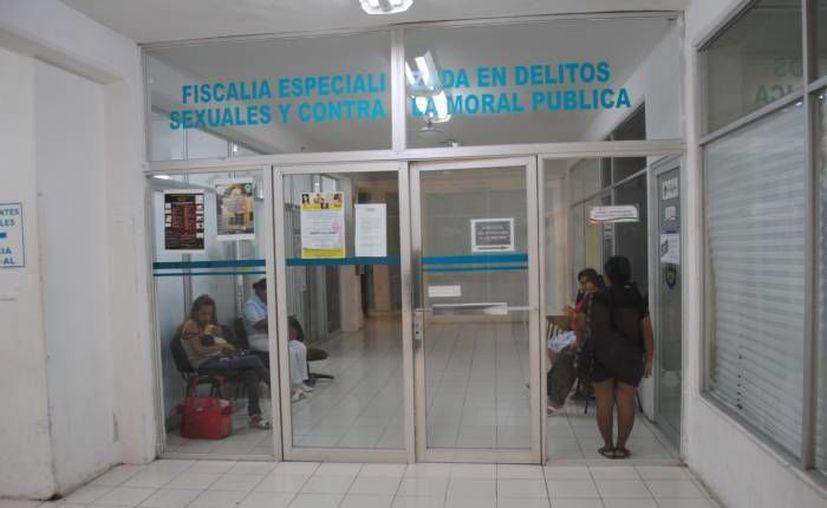 La menor declaró en el Ministerio Público del Fuero Común. (Redacción/SIPSE)