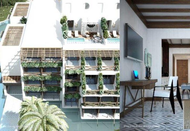 El hotel será el tercero de cinco estrellas de la cadena Ocean H10 Hotels en la Riviera Maya. (Contexto/Internet))