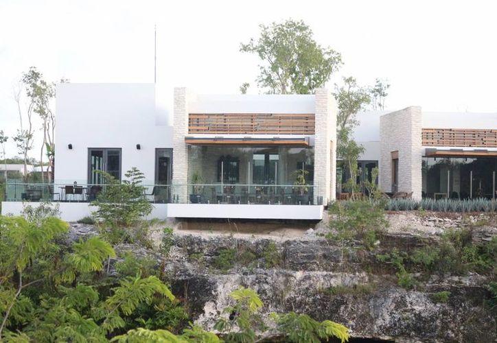 El nuevo hotel se desarrolló en los últimos cuatro años. (Adrián Barreto/ SIPSE)