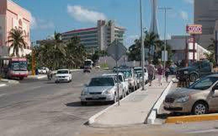 La zona hotelera de Cancún, afectada por polémico programa de desarrollo urbano. (Archivo/SIPSE)