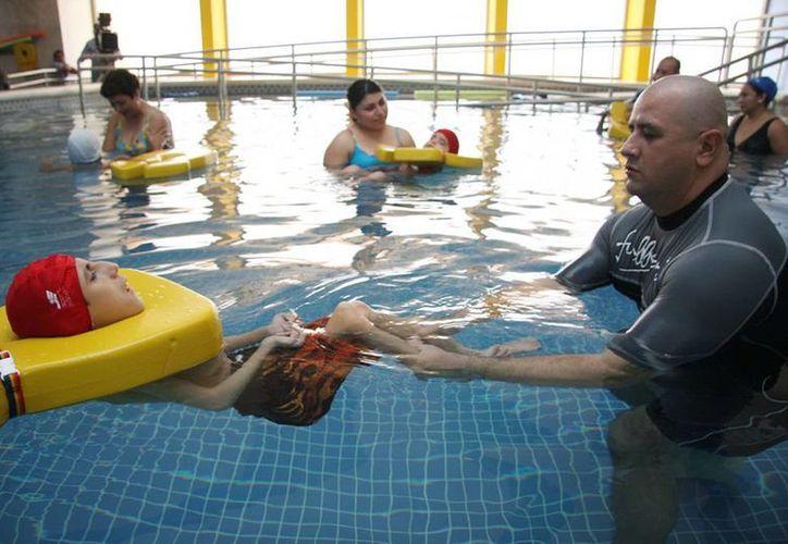 A cuatro años de su apertura, el CRIT Yucatán ha atendido a más de dos mil niños. (Milenio Novedades)