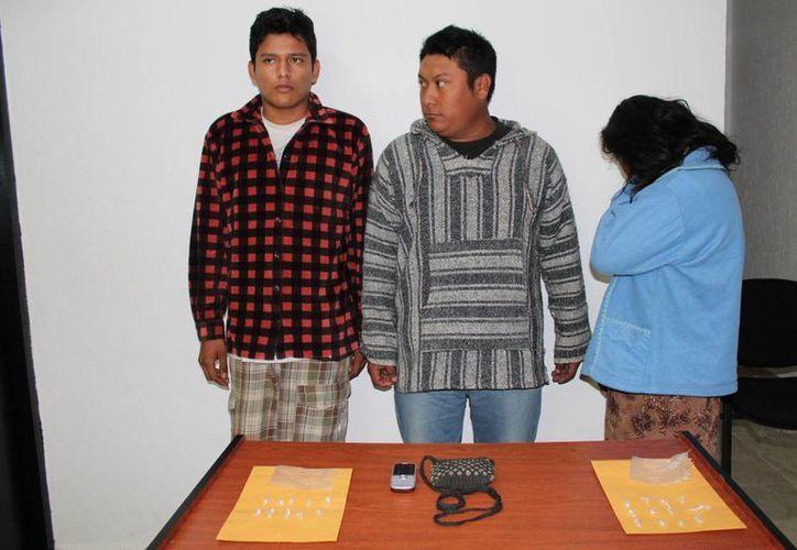 La Fiscalía Especializada Contra Narcomenudeo de la PGJE ha logrado cercar la operatividad del crimen organizado en la capital. (Enrique Mena/SIPSE)