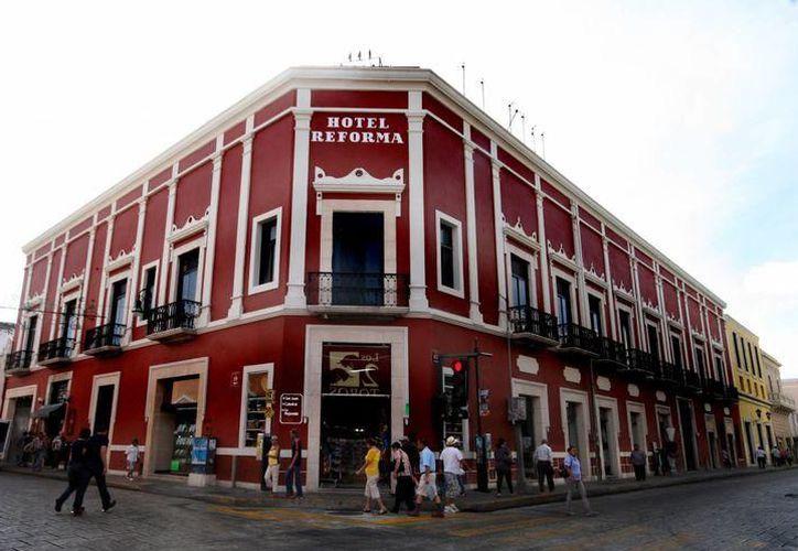 La alta demanda dispara tarifas hoteleras en Mérida. (Milenio Novedades)