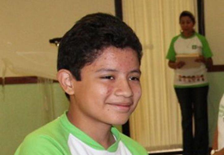 El yucateco Guillermo Flota logró oro. (SIPSE)