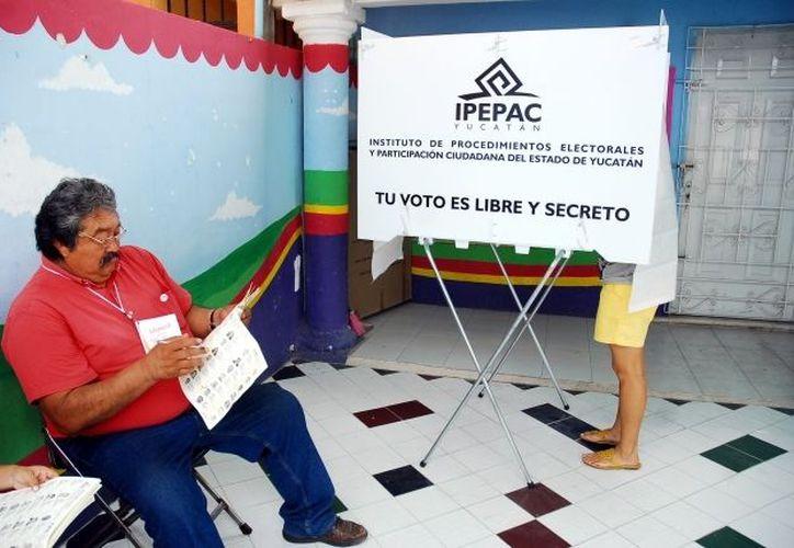 El Ipepac ofrecerá el apoyo necesario para la organización de las elecciones comisariales en Mérida. (Archivo/SIPSE)