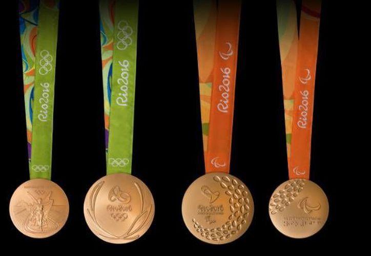 México es uno de los países que dará mejores premios económicos a los ganadores de medallas de oro en Rio 2016. (rio2016.com)