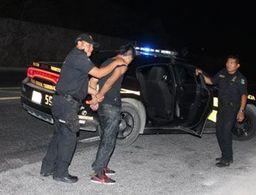 Tres yucatecos detenidos por violar la Ley Seca