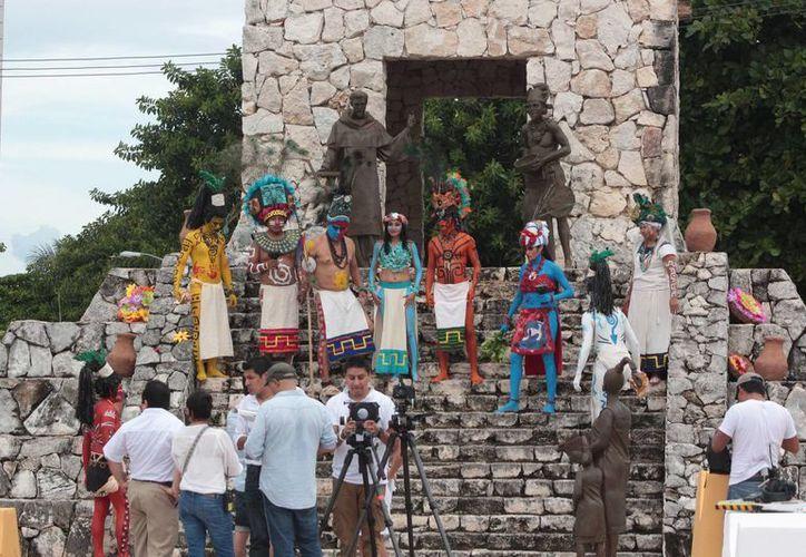 Pretenden atraer al turismo de aventura, cultura y arqueología con la promoción. (Gustavo Villegas/SIPSE)