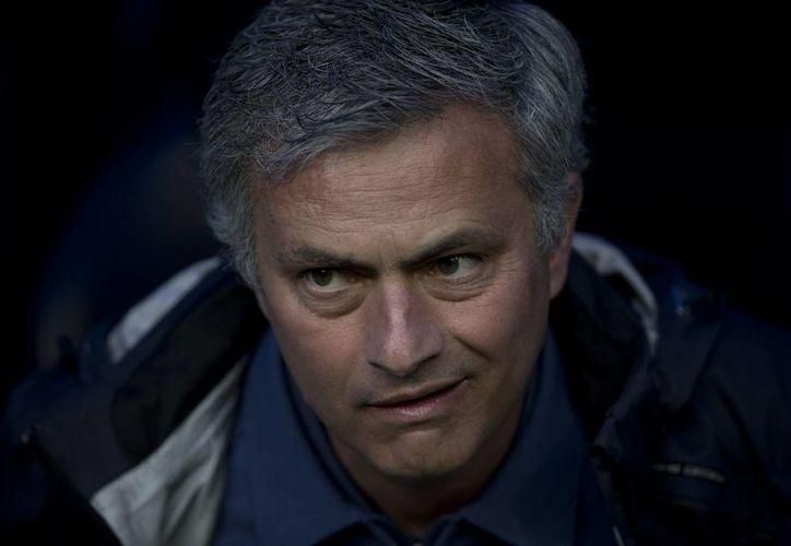 'Mou' declaró que la plantilla del Chelsea está completa. (Foto: Archivo/Agencias)