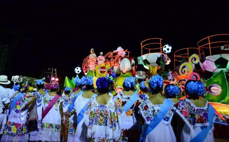 Resultado de imagen para carnaval de MERIDA