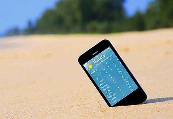 Los fabricantes llevan tiempo trabajando en unos sistemas de respuesta que ya van incorporados a los móviles y hacen que dejen de trabajar cuando se acercan a niveles peligrosos de temperaturas. (Contexto/Internet).