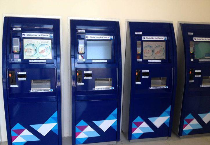 Instalarán más cajeros automáticos para satisfacer la demanda de la ciudadanía. (Adrián Barreto/SIPSE)