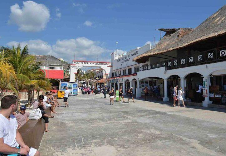 Buscan contrarrestar la mala publicidad sobre Cozumel en Solidaridad. (Gustavo Villegas/SIPSE)