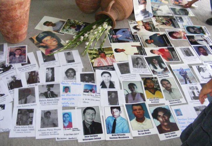 Cientos de ciudadanos centroamericanos han desaparecido al pasar por  México.(Agencias)