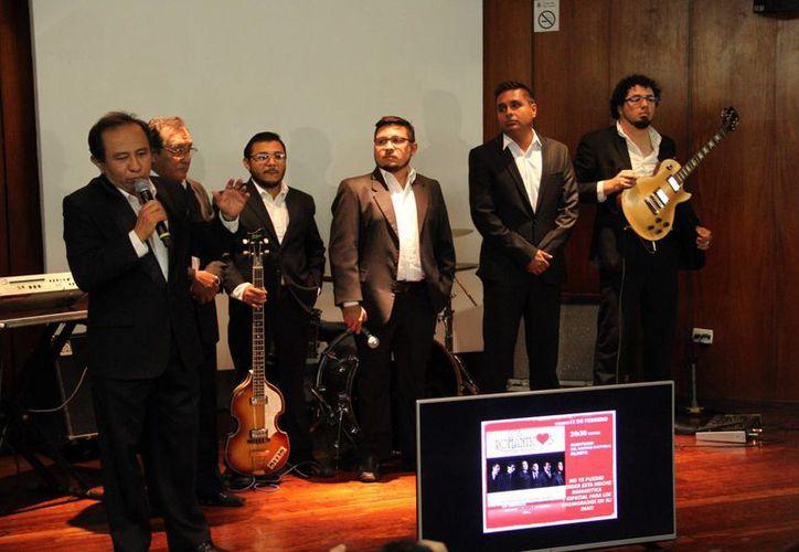 La agrupación presentará un recital que incluirá temas de Los Ángeles Negors, Los Terrícolas y Los Babys, entre otros.(Jorge Acosta/Milenio)