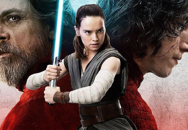El episodio VIII: The Last Jedi, llegará a los cines en diciembre de este año. (Foto: Contexto/Internet)