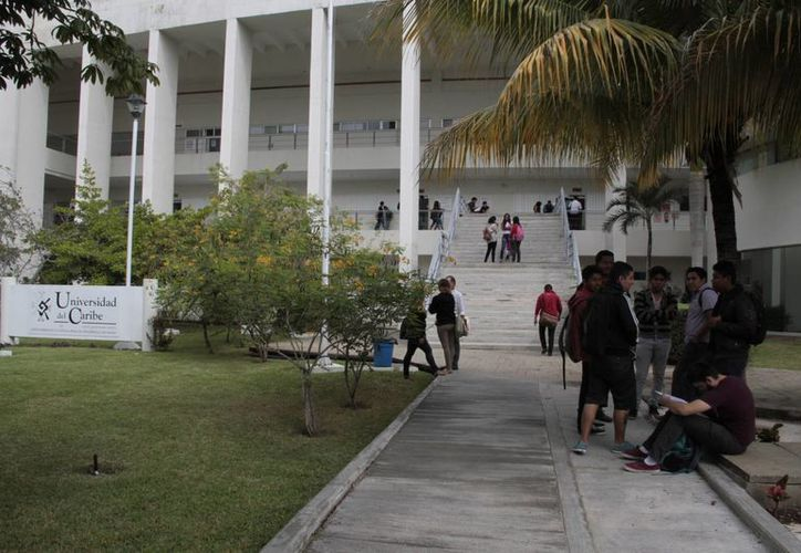Universidad del Caribe maneja estrategias de sustentabilidad. (Tomás Álvarez/SIPSE)