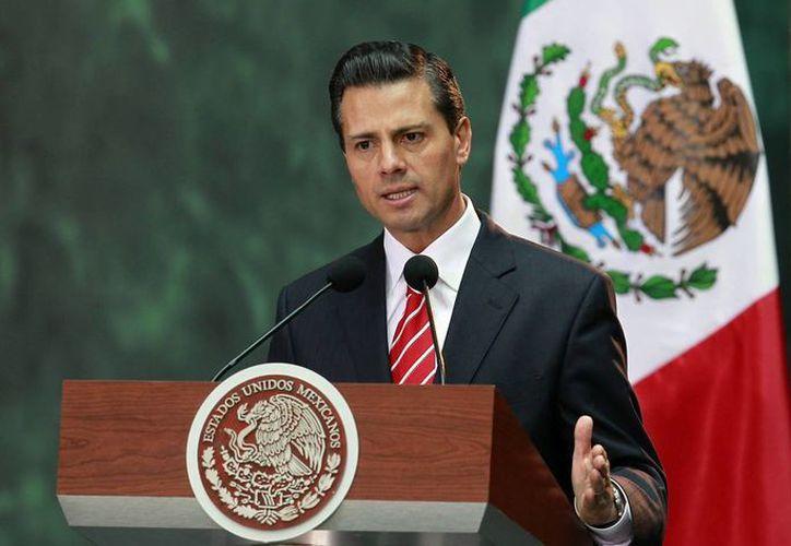 Peña Nieto discutirá con sus homólogos de la región los retos y pasos futuros de la alianza. (Notimex)