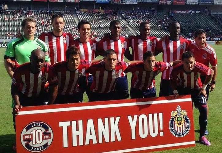 Tras 10 años, llega a su fin Chivas USA. (Facebook/Chivas USA)