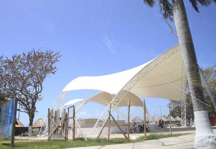 Elogian los proyectos que protegen el entorno de la capital. (Harold Alcocer/SIPSE)