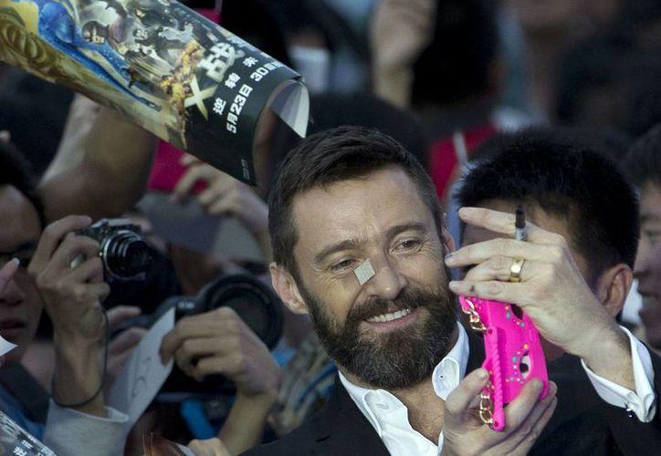 Jackman sugirió que la última entrega de X-Men, que se lanzará en 2017, no será la última donde aparezca. (AP)