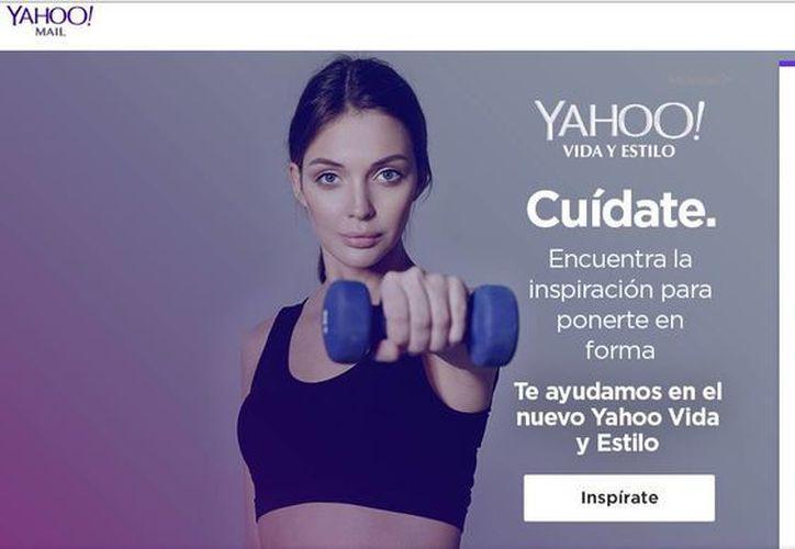 La app que lanzará Yahoo evitará que los ciberpiratas adivinen fácilmente las contraseñas de los usuarios. (Captura de pantalla de Yahoo.com)