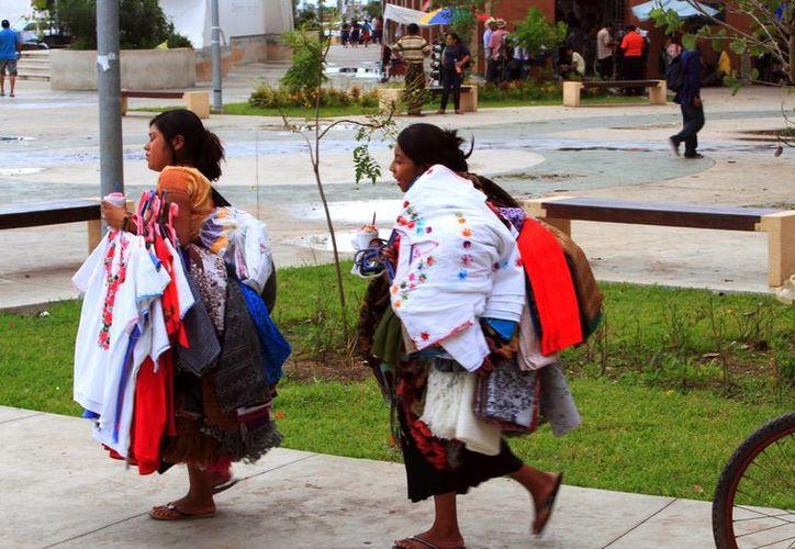 Las personas que llegan a Quintana Roo buscan mejores condiciones de vida. (Ángel Castilla/SIPSE)