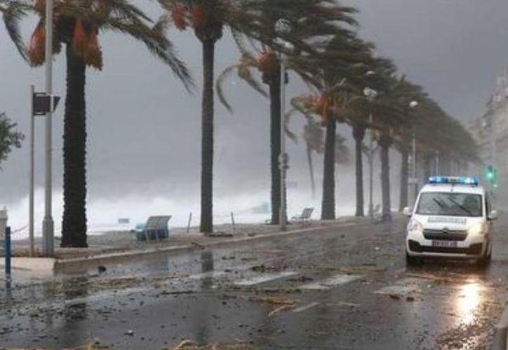 El oeste de Francia fue la región más afectada por los vientos. (Foto: Debate)