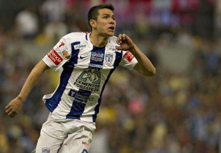 Las Chivas habrían ofrecido 20 millones de dólares por Hirving Lozano, los cuales fueron rechazados por Tuzos. (Mexsport)