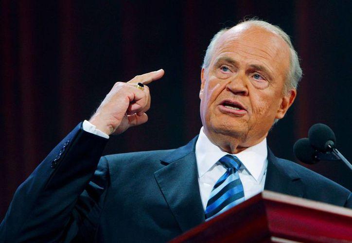 El actor Fred Thompson, quien falleció a los 73 años, se desempeñó también en la política y llegó a ser Senador. (businessinsider.com)