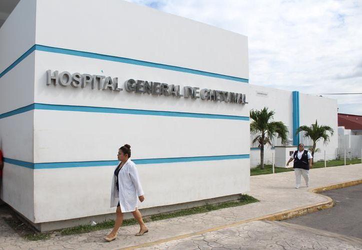 Se tienen instalados en los hospitales módulos especializados de atención en violencia intrafamiliar.