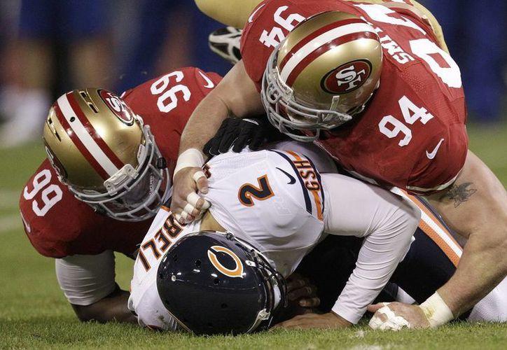 Más de 4 mil exjugadores han demandado a la liga por haber sufrido conmociones cerebrales. (Foto: Agencias)