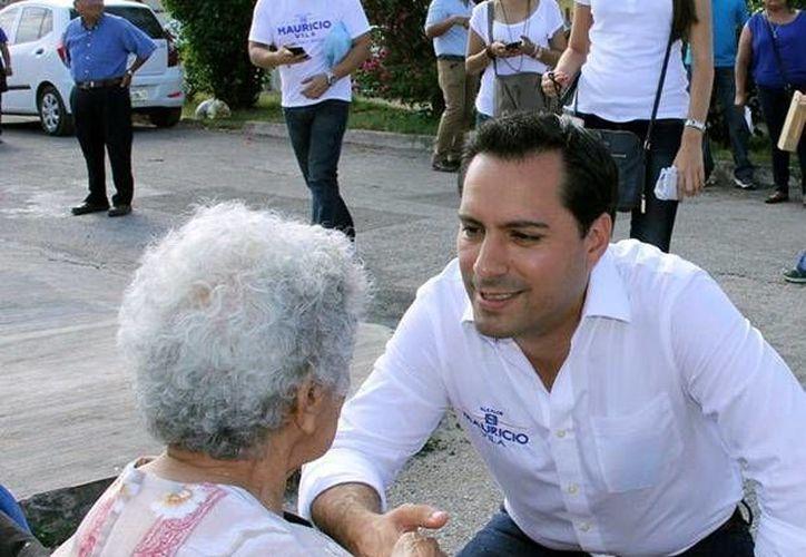 Mauricio Vila Dosal señaló que como diputado recogió el sentir de las personas con algún tipo de discapacidad. (Milenio Novedades)