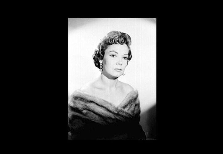 La carrera de Josefina Leiner  despuntó en 1953 con su participación en 'Sucedió en Acapulco', al lado de Martha Roth, Raúl Martínez y Domingo Soler. (Archivo/Agencias)