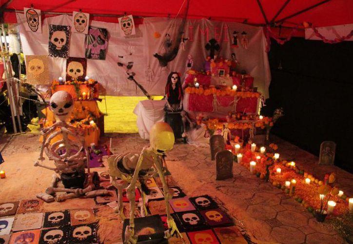El festival dará inicio el 30 de octubre a partir de las 17 horas. (Victoria González/SIPSE)