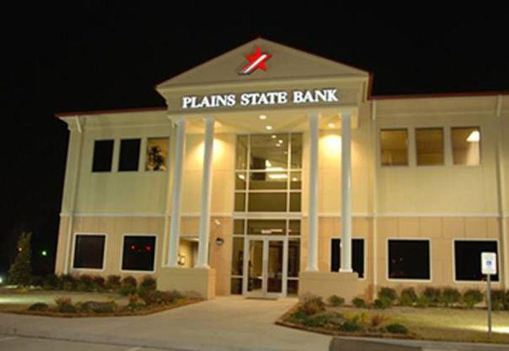 El Plains State Bank fue implicado en un caso de asociación delictuosa por lavado de dinero. (psbplains.com)
