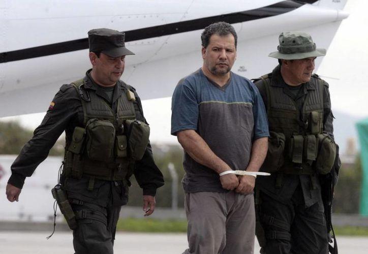 """El narcotraficante colombiano Daniel Rendón Herrera, alias """"Don Mario"""". (Archivo/EFE)"""