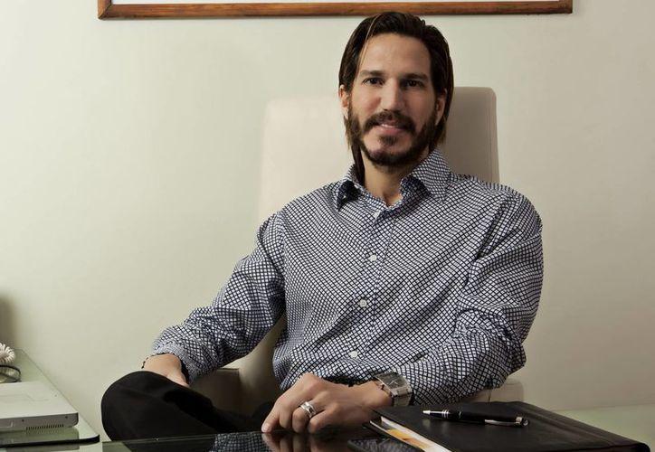 Ermilo Echeverría presentará mañana su obra musical 'La conquista de la Tierra' en el Peón Contreras. (Milenio Novedades)