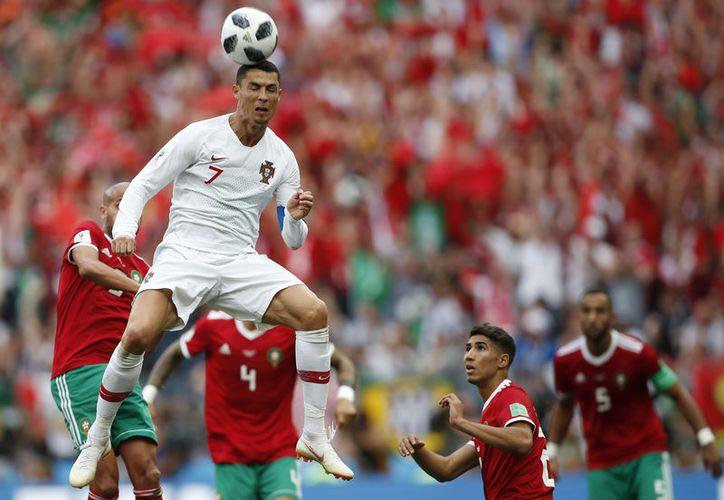 La pregunta no es cuántos récords ha roto Cristiano Ronaldo, sino ¿cuál no ha roto? (Foto archivo: AP)