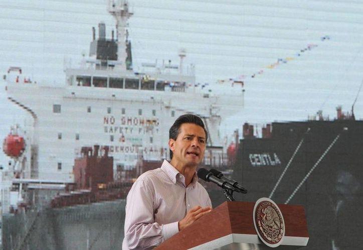 'Necesitamos un nuevo Pemex', recalcó el Presidente. (presidencia.gob.mx)