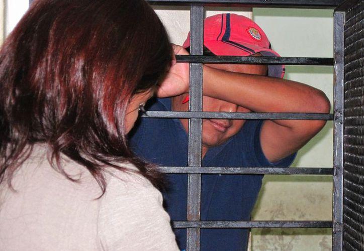 Luis Alberto Chi Puc, acusado de cuantioso robo, salió libre. (Francisco Puerto/SIPSE)