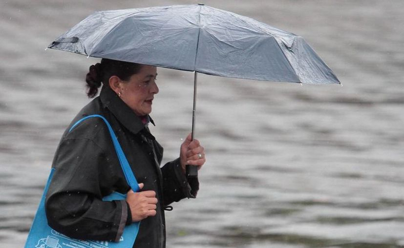 En entidades como Puebla y Veracruz se pronostican precipitaciones aisladas. (Archivo/Notimex)
