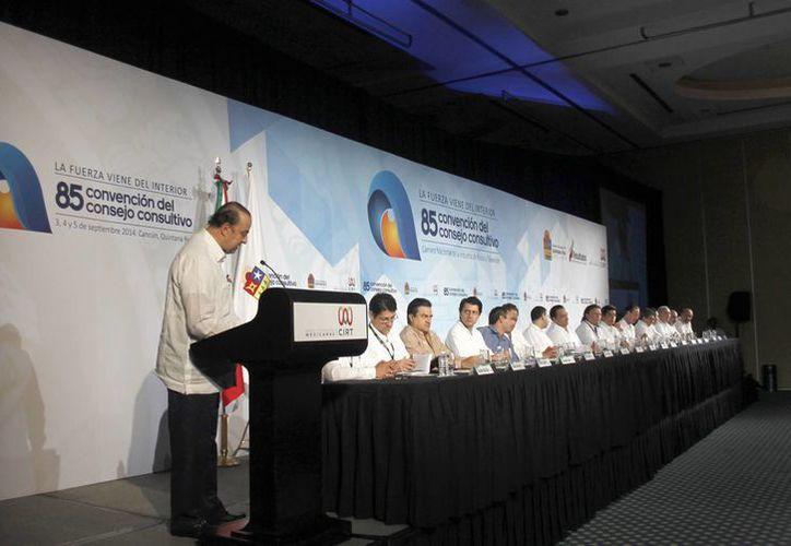La 85 convención del Consejo Consultivo de la CIRT se desarrolla en la zona hotelera. (Israel Leal/SIPSE)